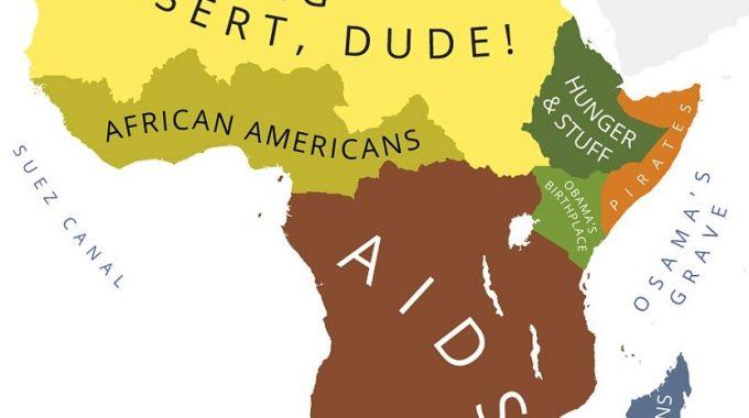 Africa Stereotipi