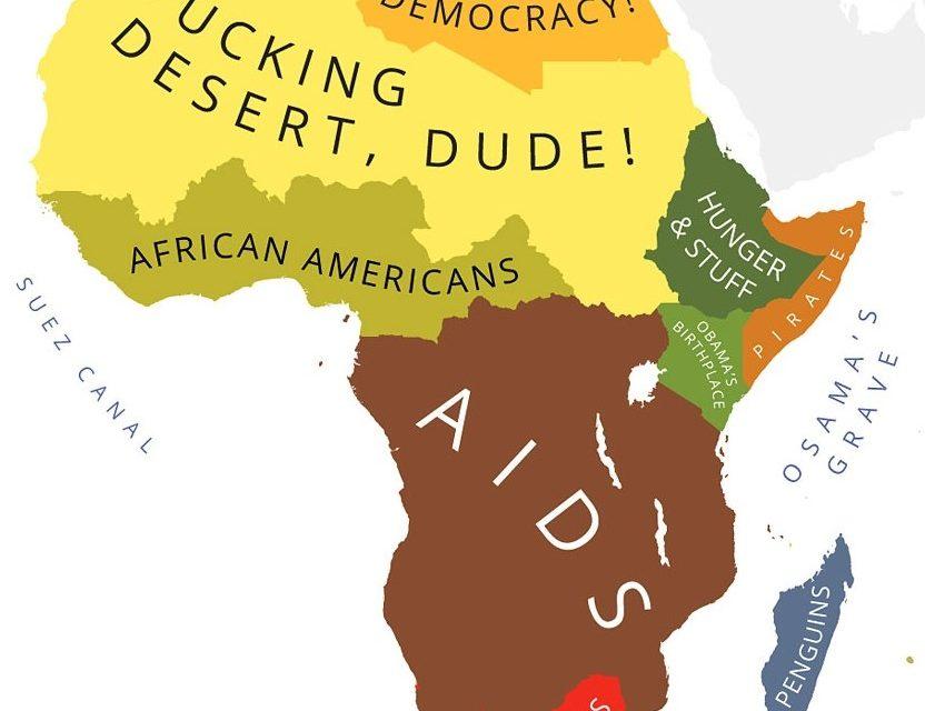 Ma quanto è difficile parlare di Africa in Italia?