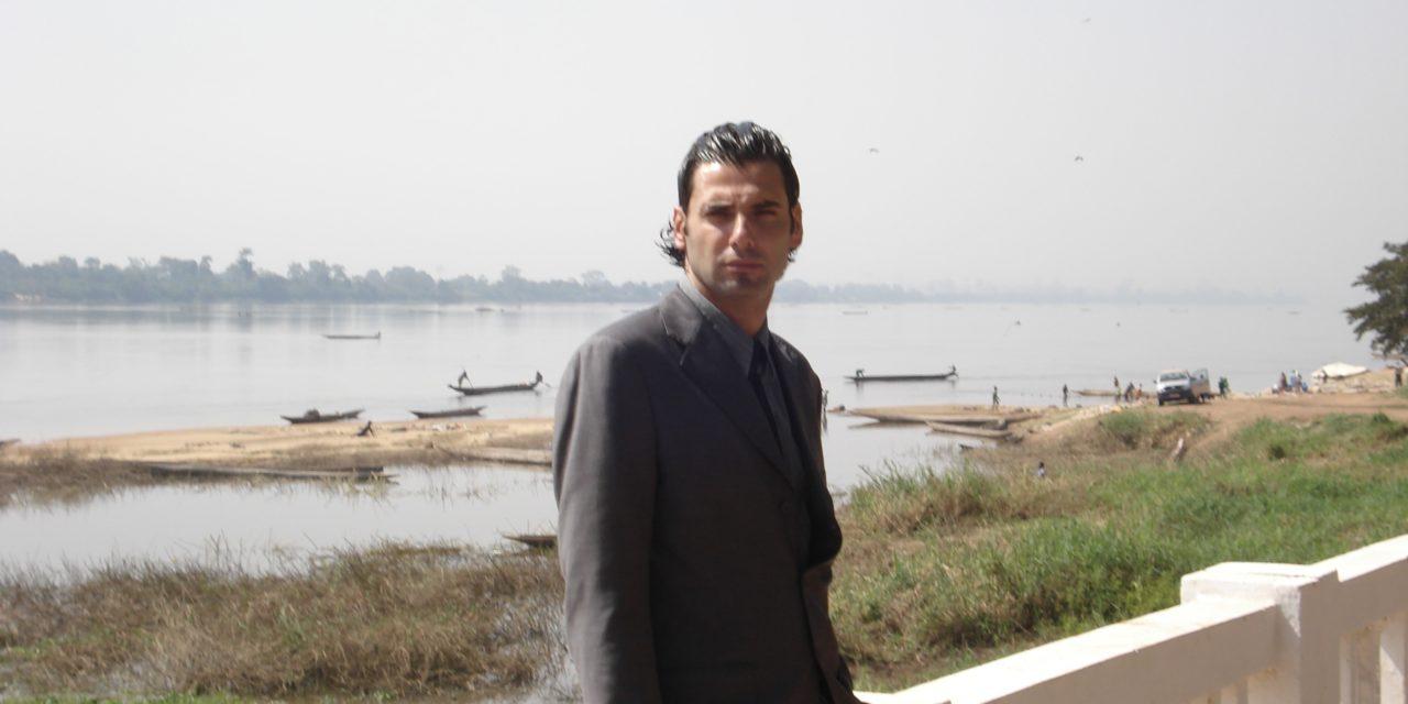 """Donato Cosimato: """"Ho un'azienda in Congo. E non me ne pento."""""""