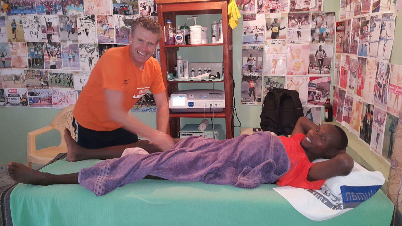 Vivere di corsa: Jeroen Deen, fisioterapista dei campioni