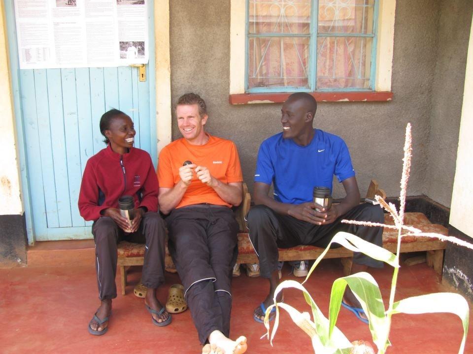 lavorare in africa