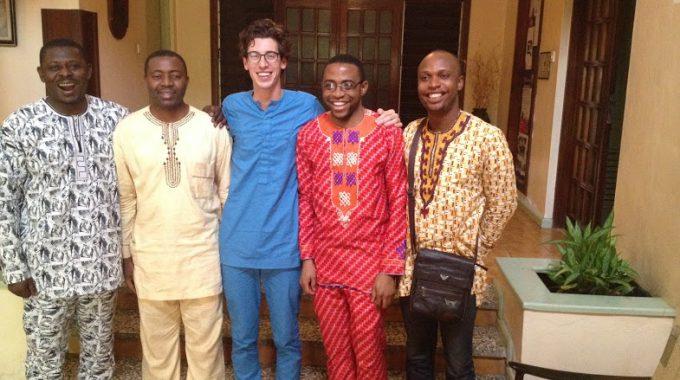 Vestiti Tipici Nigeriani