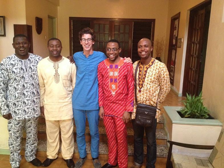 Giovanni Mazzacani: ho scoperto l'Africa a Shangai