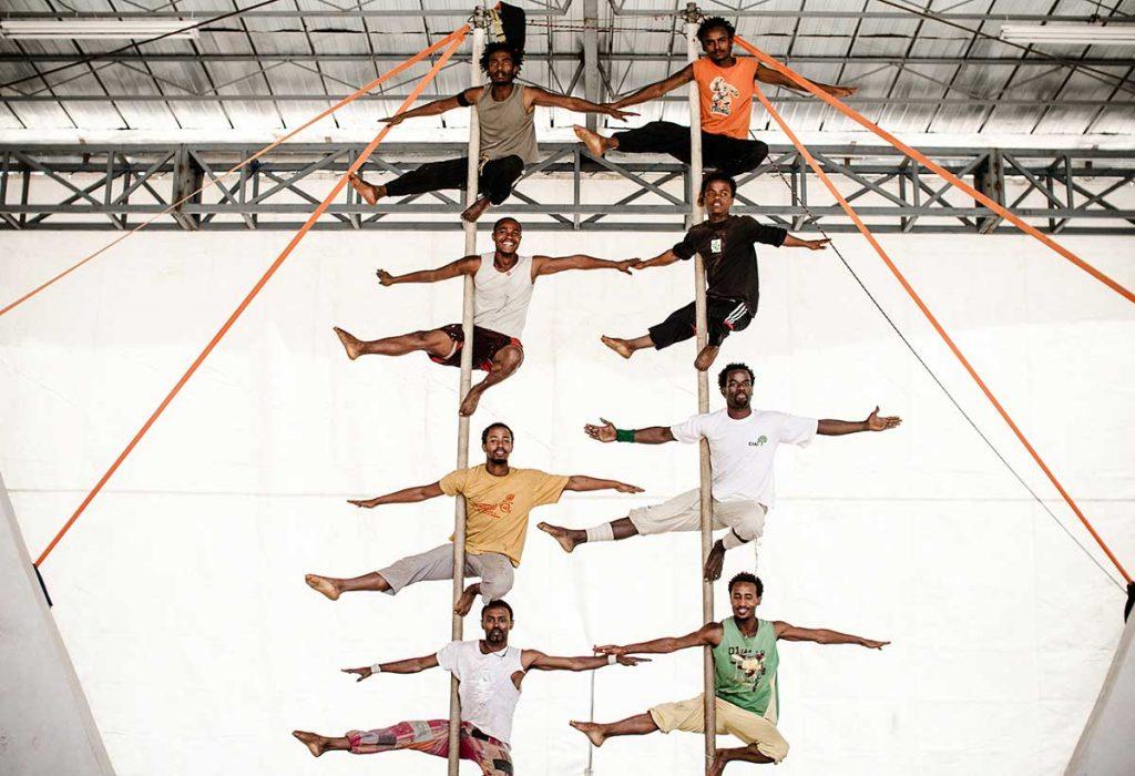 circo in etiopia