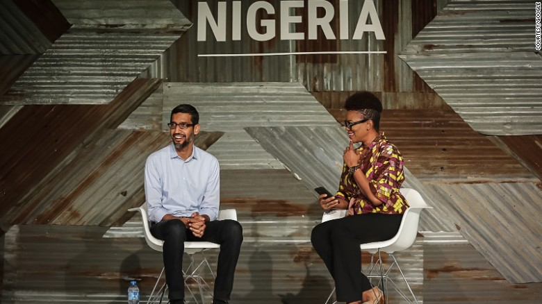 tecnologia in africa