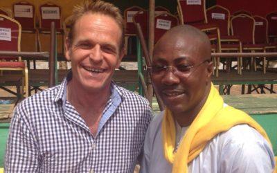 Christian Gaspari: la dolce vita in Senegal
