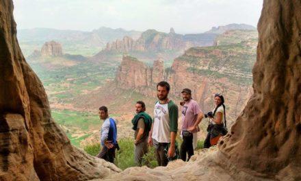 Dalla bassa Emiliana all'altopiano Etiopico: cronache di un viaggio