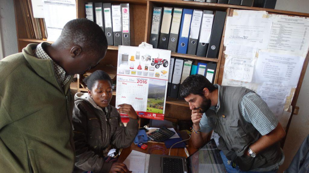lavorare in Tanzania