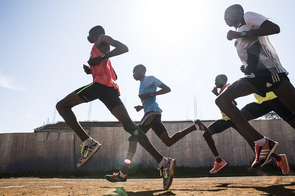 allenarsi in Kenya