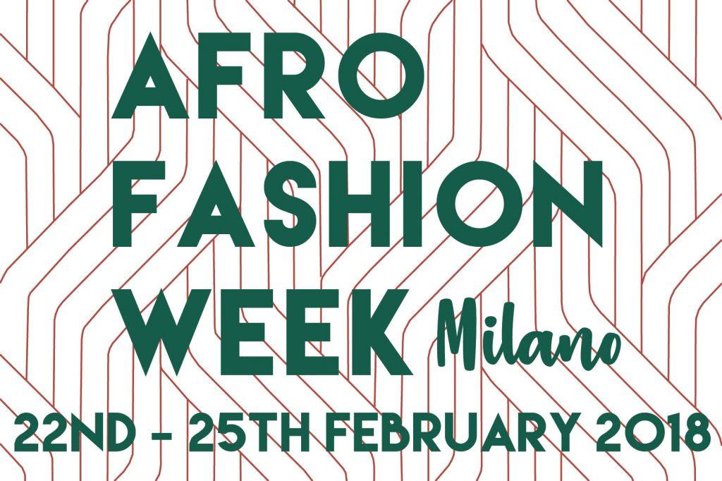 Afro Fashion Week Milano