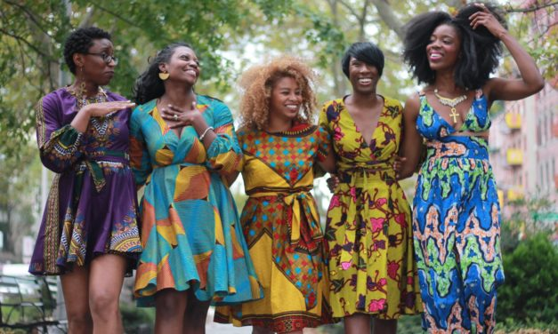 Afro Fashion: intervista a Michelle Ngonmo