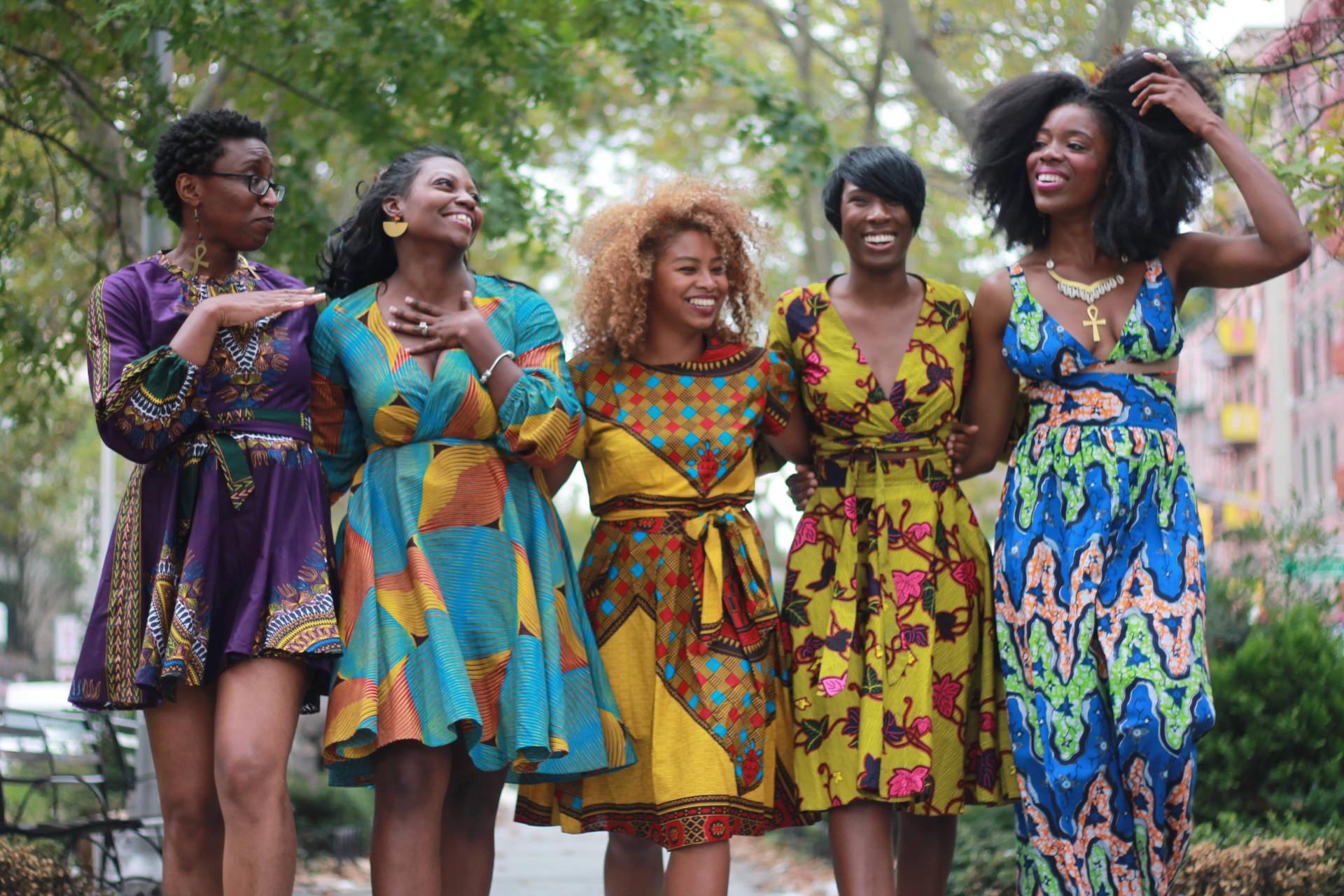 Afro Fashion: intervista a Michelle Ngonmo