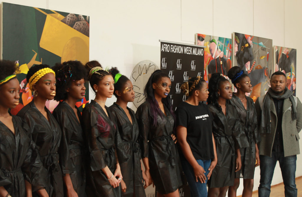 Afro Fashion Week Milano