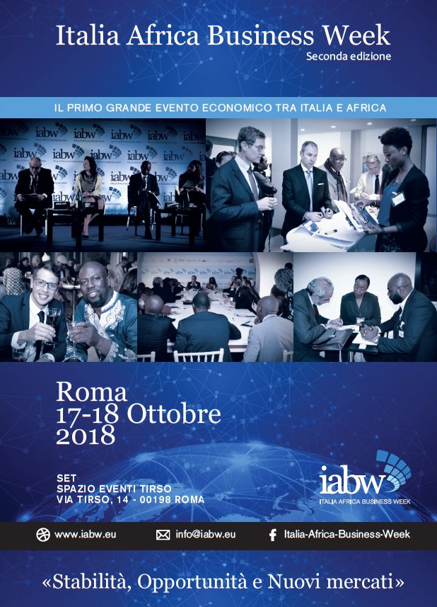 Italy Africa Business Week