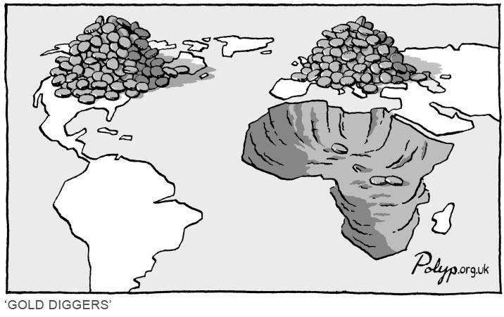 L'Africa non è povera, al massimo impoverita