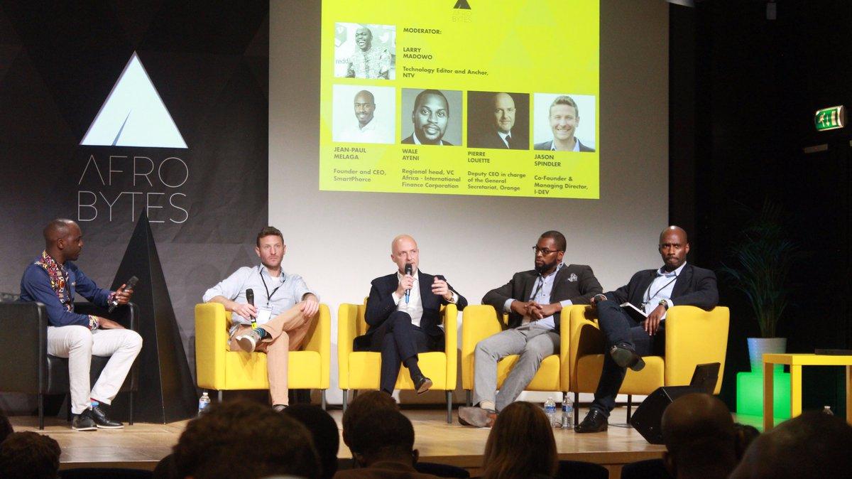 Afrobytes: l'innovazione africana a Parigi