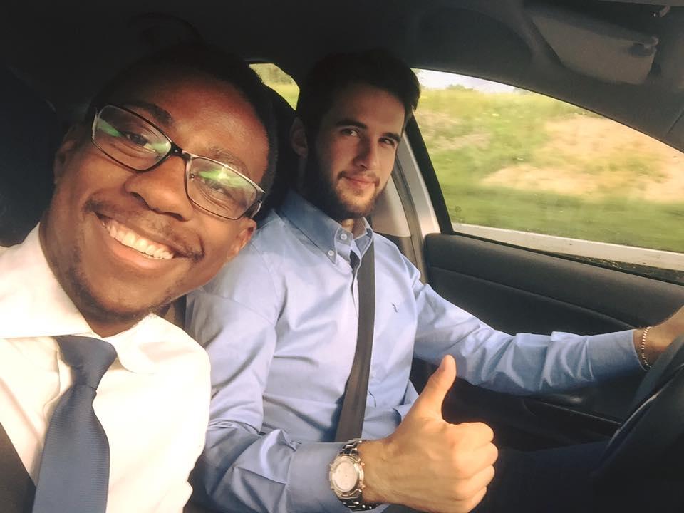 George e Manuel: un'impresa solare in Tanzania