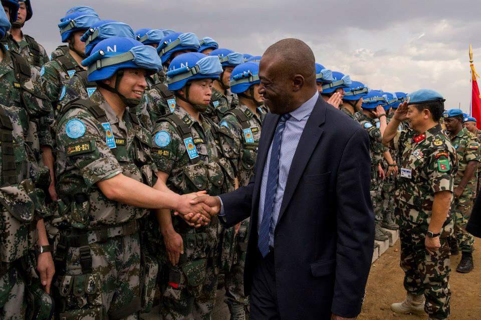Cina in Africa