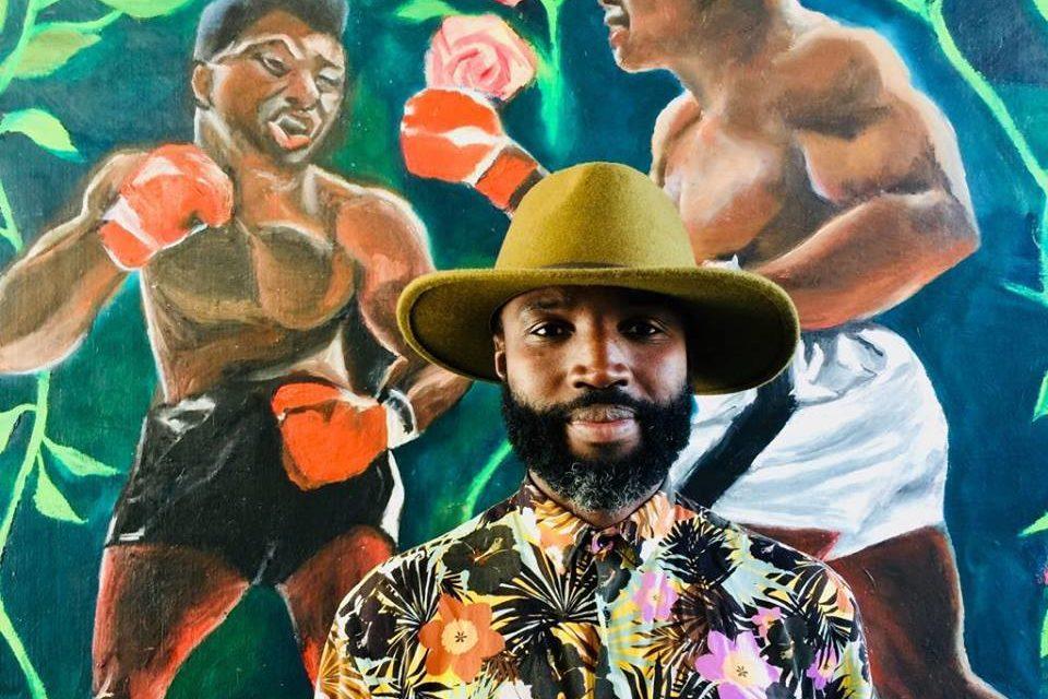 L'essere umano al centro: la parola all'artista Mokodu Fall