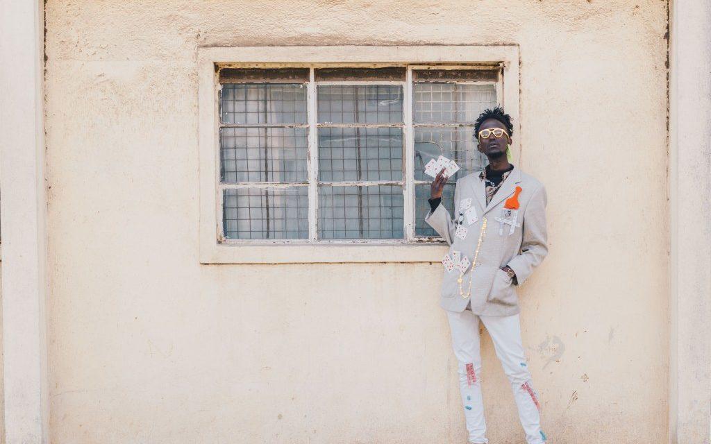 Intervista a Clinton Malik: astro nascente dell'afro Street-Style