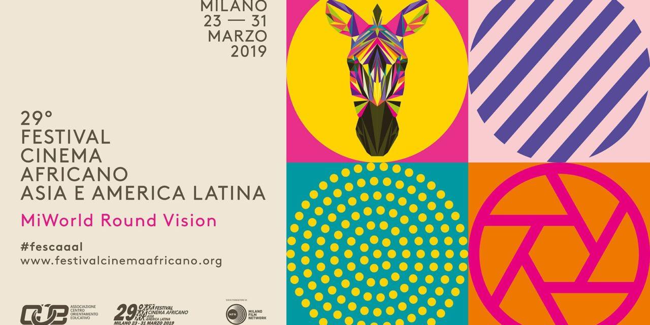 A Milano ritorna il Festival del Cinema Africano!