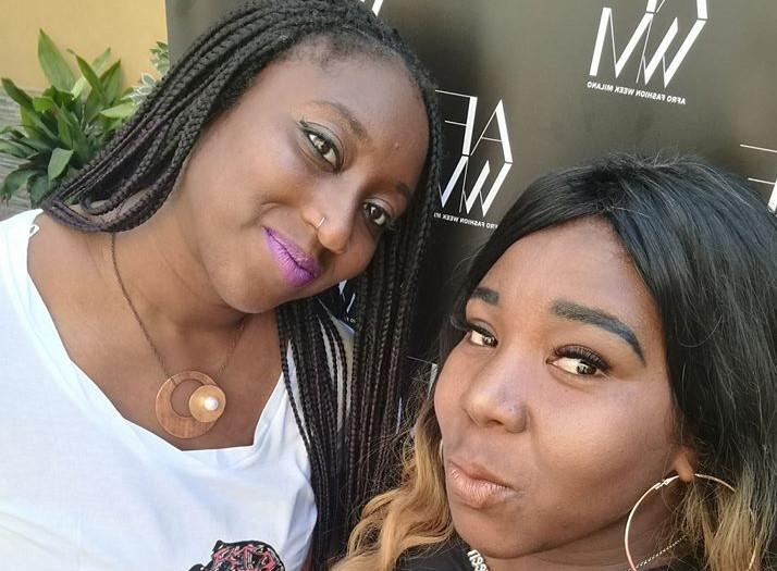 Adjo & Aissetou: le regine palermitane dell'afrofashion