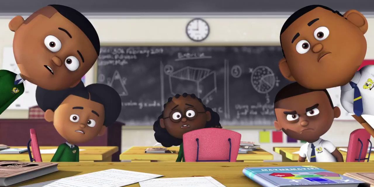Parliamo al mondo con l'animazione: intervista a Raymond Malinga