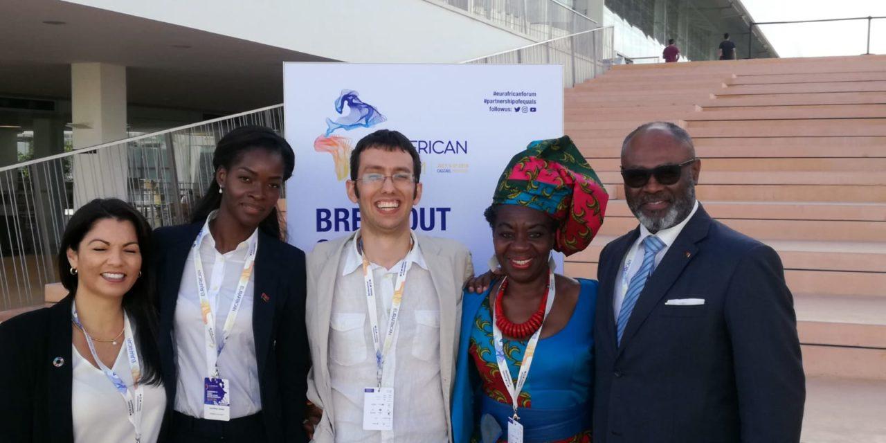5 valori che ho portato a casa da EurAfrican Forum