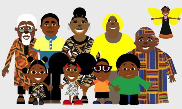 """Ho lasciato Londra per creare il primo cartone animato """"Made in Naija"""""""