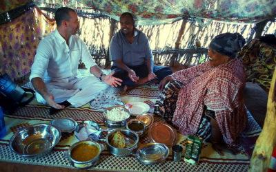 Tommaso Menini (AGAR): incenso, mirra e gomma arabica dal Kenya