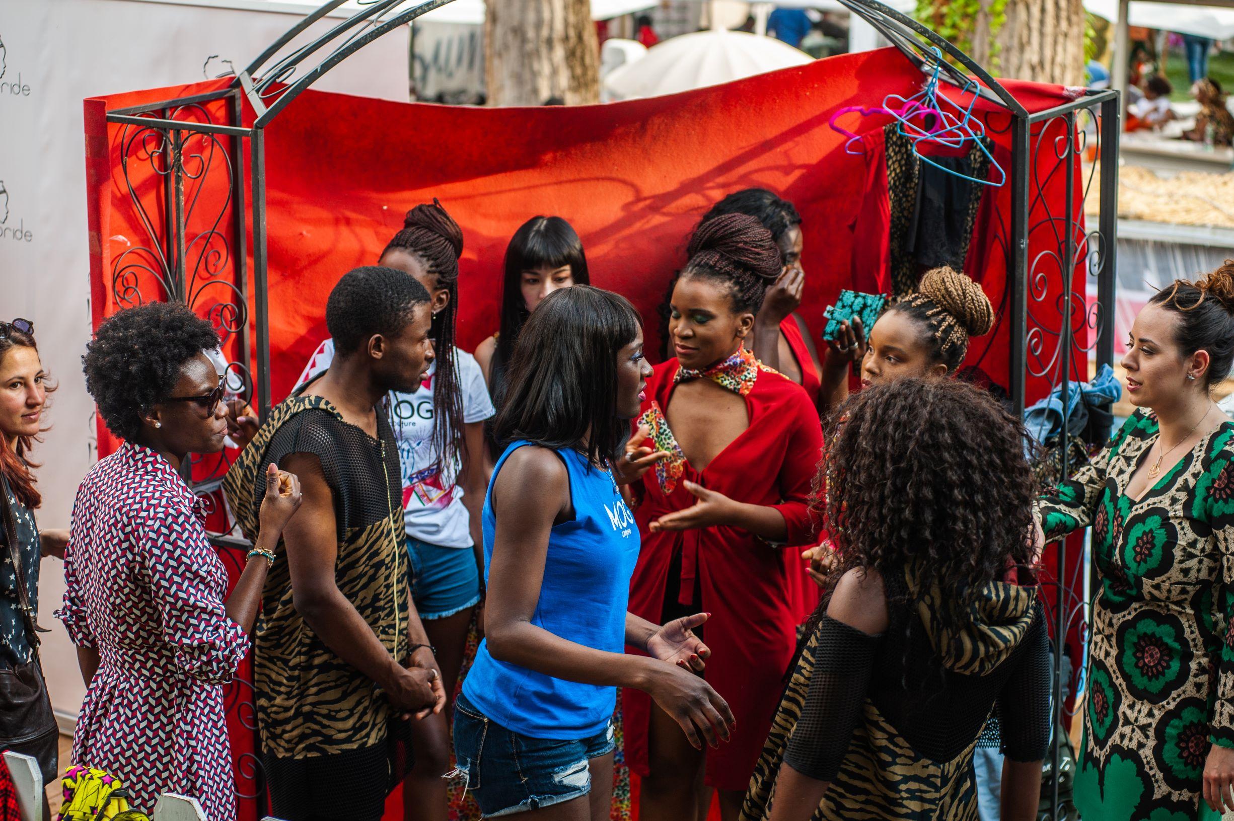 Fai decollare il tuo progetto afrofashion con African Spirit!
