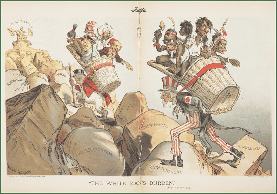 Il senso di colpa (inconscio) dell'Occidente in Africa