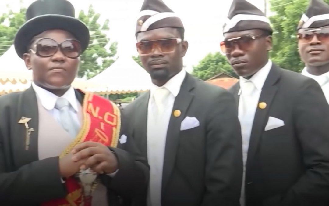 Ghana Says Goodbye