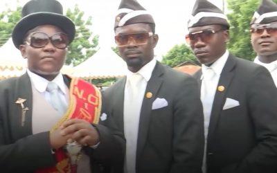 La grande lezione di Ghana Says Goodbye