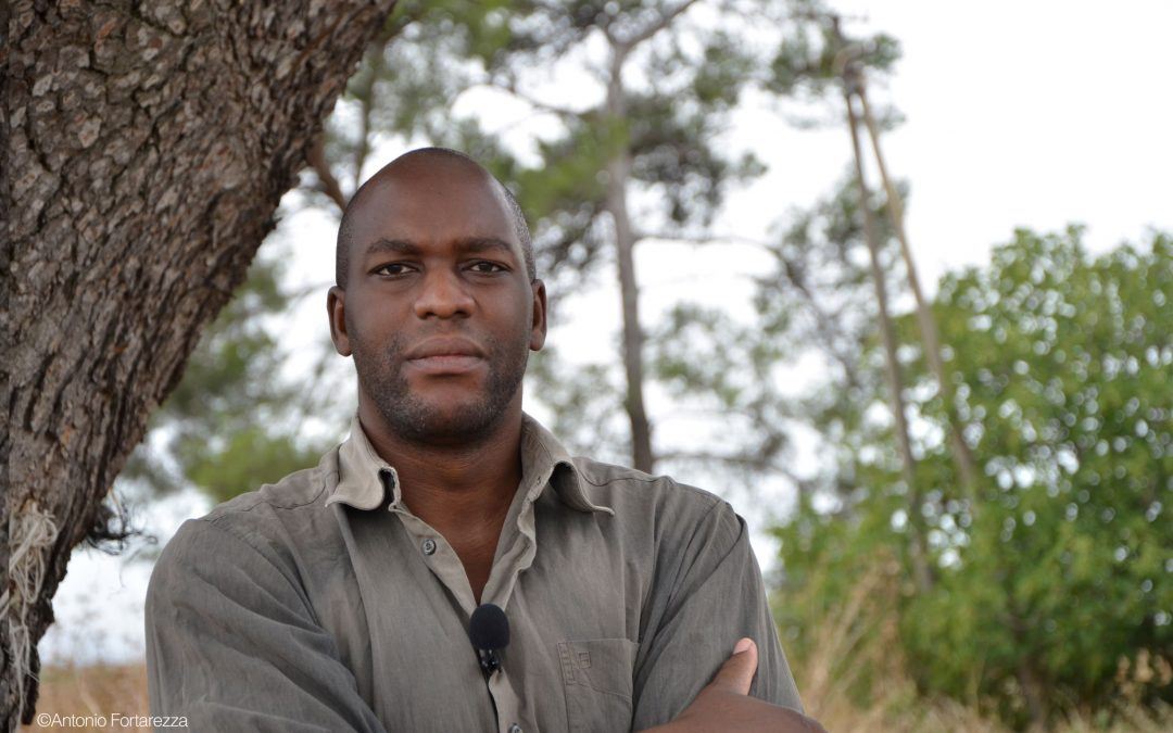 Matteo Fraschini Koffi, reporter tra due continenti