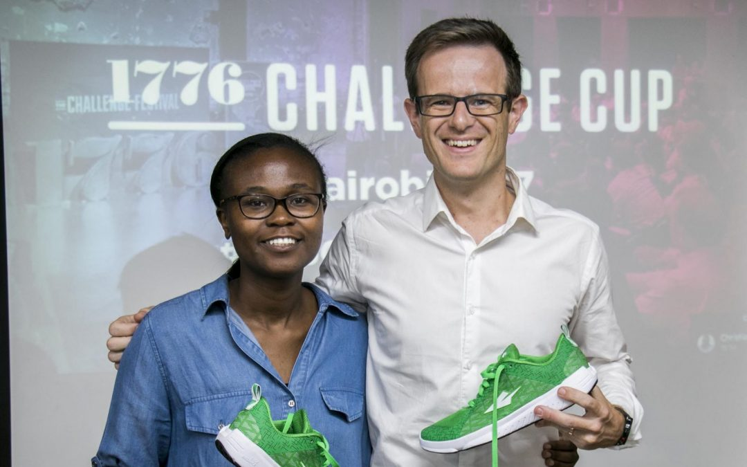 Cosa imparare dalle prime scarpe da running Made in Kenya