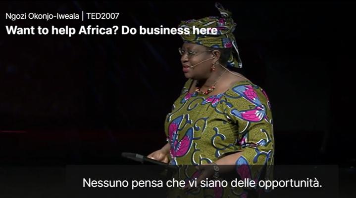 Vuoi aiutare l'Africa? Investi e fai impresa.